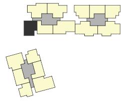 2BL-2 104.6 m2 - 93.3 m2 thumb-t7-05-2bl-2